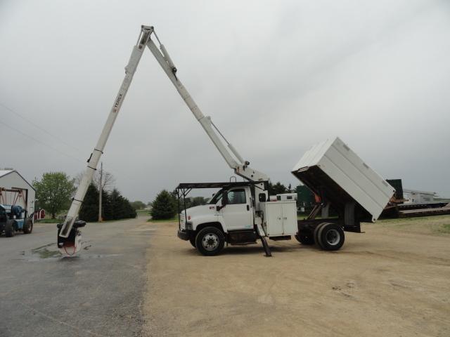 2006 Gmc C7500 Bucket Truck - Boom Truck