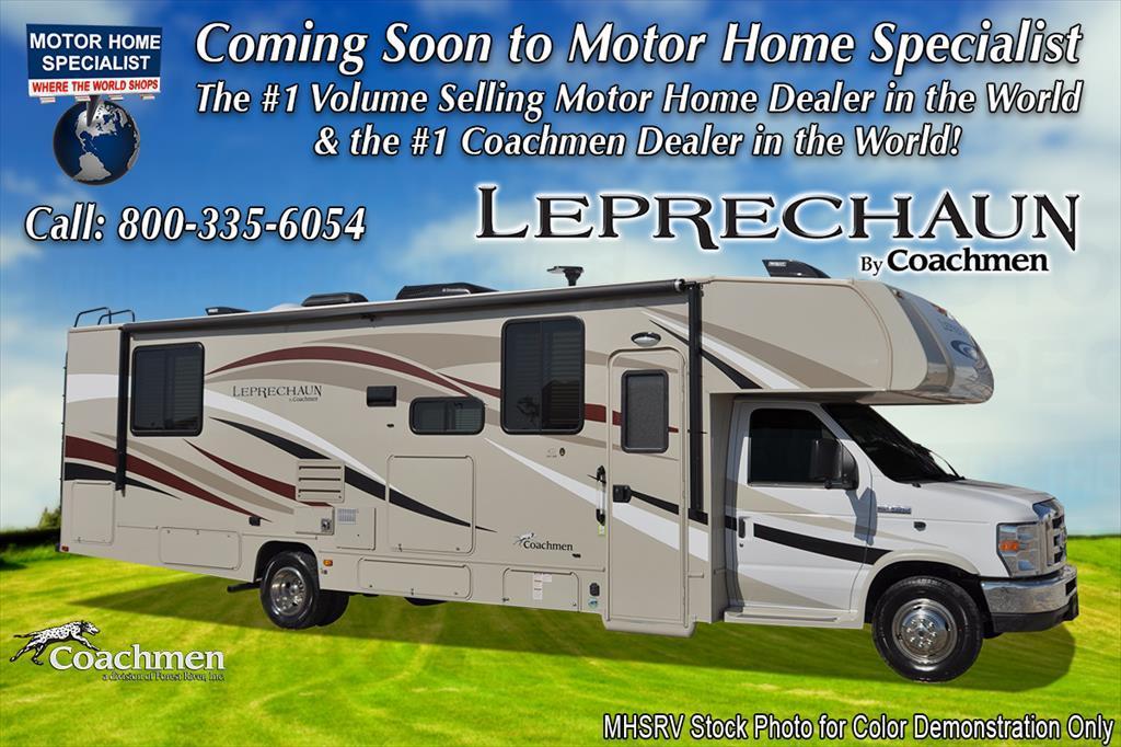 2017 Coachmen Leprechaun 220QB Class C RV for Sale W/E