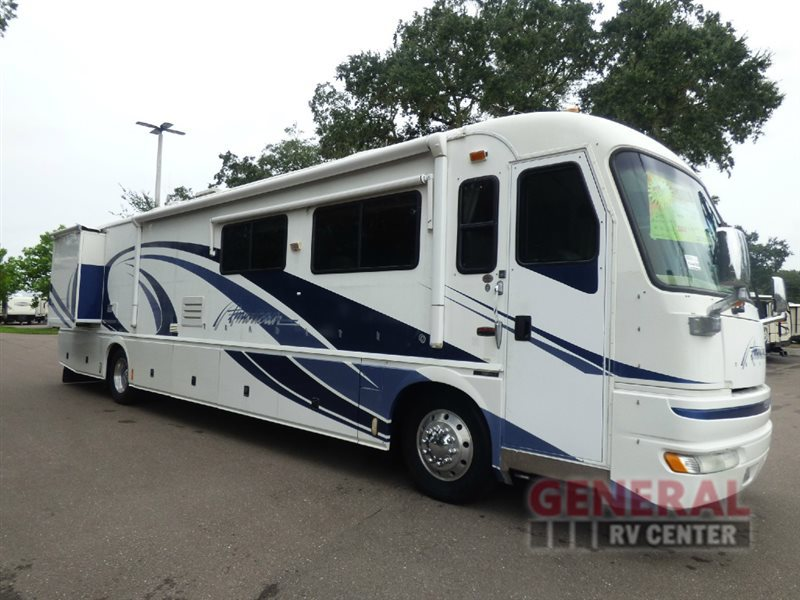 2000 American Tradition Spartan 40TNS