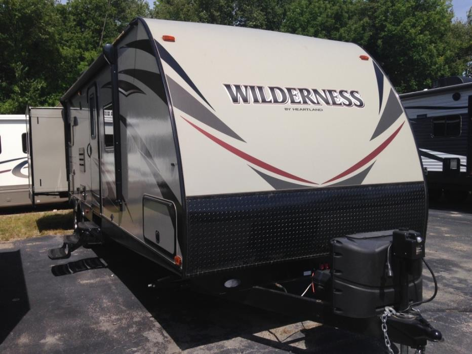 2016 Heartland Wilderness 3175RE