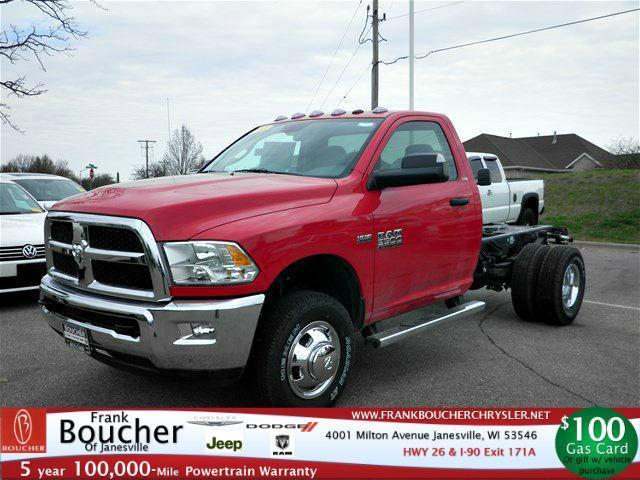 2015 Ram 3500 Chassis  Cab Chassis