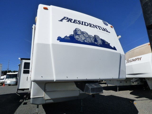 Holiday Rambler Presidential Rvs For Sale