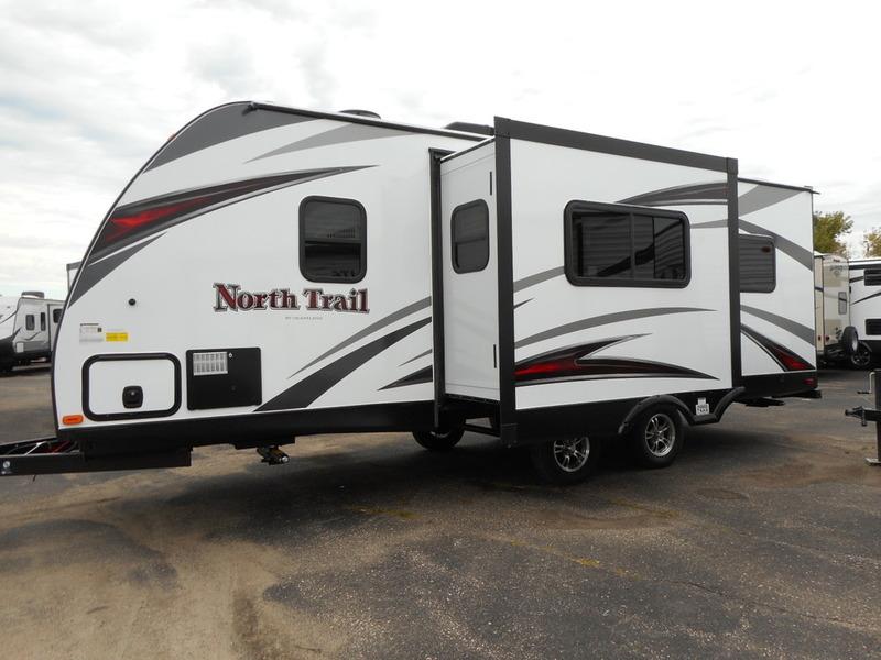 2017 Heartland North Trail NT 24BHS