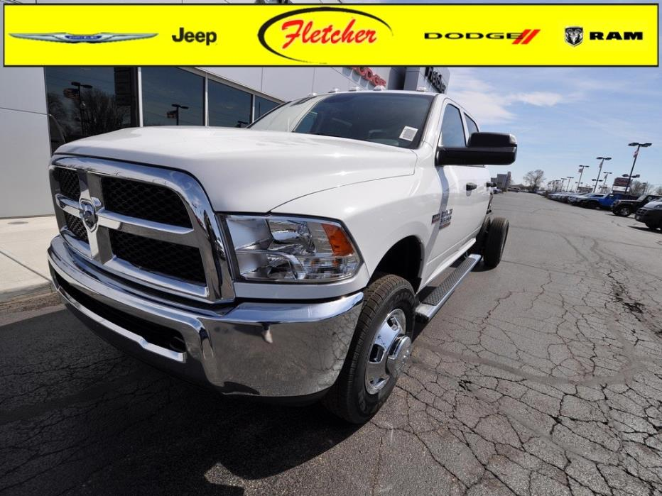2016 Ram 3500 Hd Chassis Tradesman/Slt/Laramie Pickup Truck