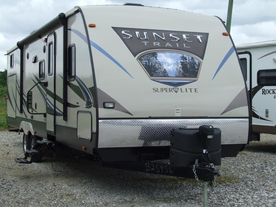 2015 Crossroads SUNSET TRAIL SUPER LITE ST300RK