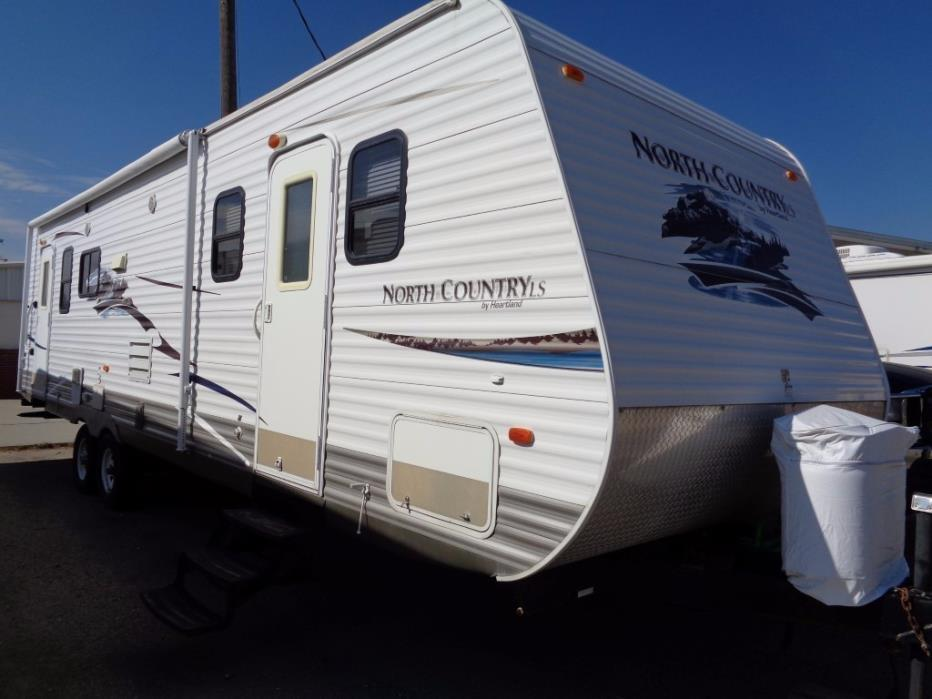 2010 Heartland NORTH COUNTRY 29RL