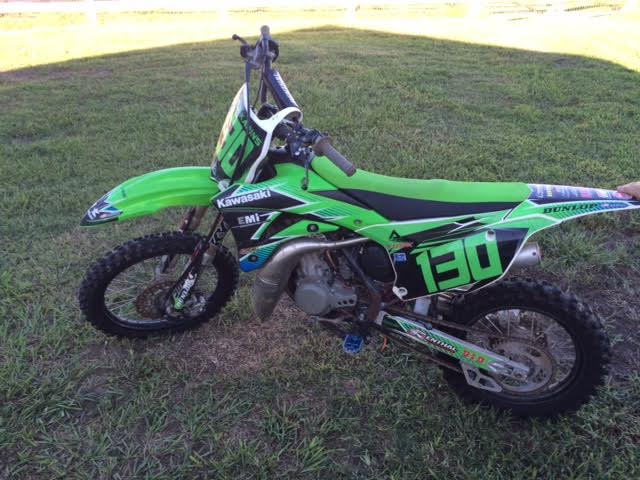 kawasaki kx 85 motorcycles for sale in montgomery texas. Black Bedroom Furniture Sets. Home Design Ideas