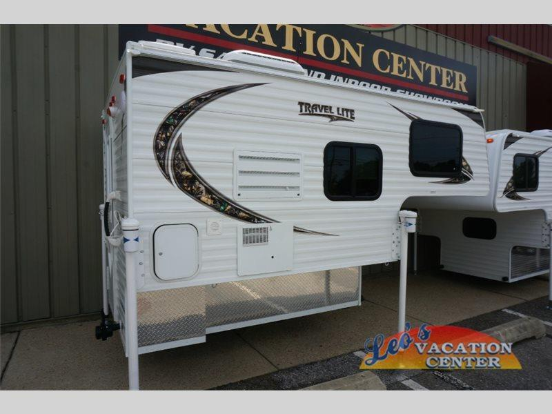 2017 Travel Lite Truck Campers 770 Super Lite Series