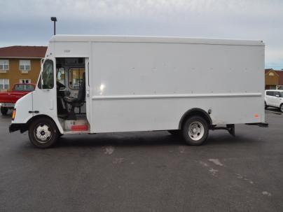 2000 Chevrolet P30 Workhorse Cargo Van
