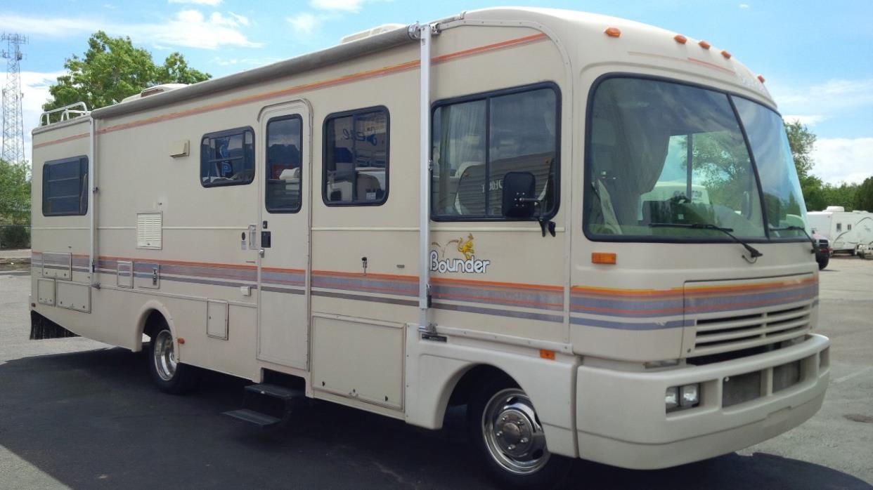 1990 Bounder Vehicles For Sale