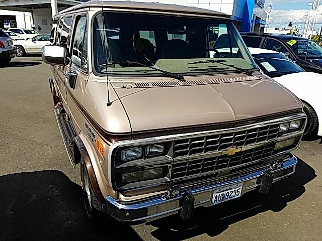 1994 Chevrolet Chevy Van G20  Passenger Van