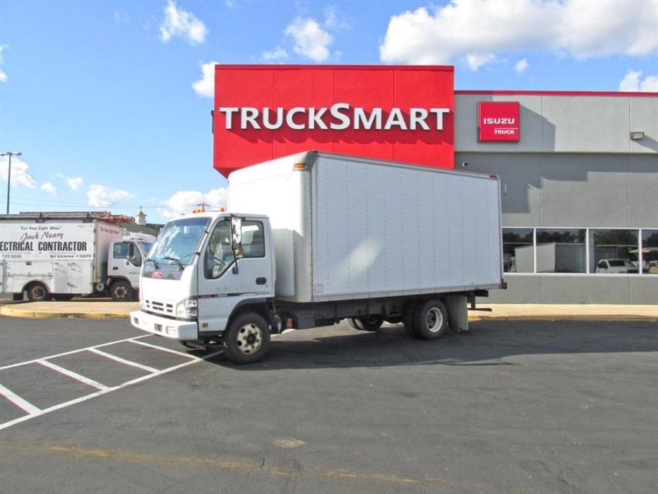 2006 Gmc W3500 Box Truck - Straight Truck