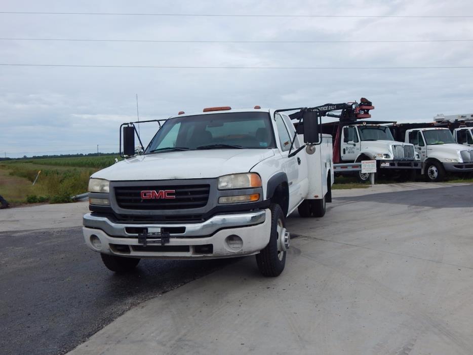 2006 Gmc C3500 Utility Truck - Service Truck