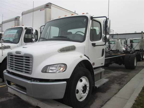 2011 Freightliner M2 106 Cab Chassis