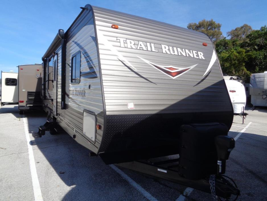 2017 Heartland Rv Trail Runner 27 RKS