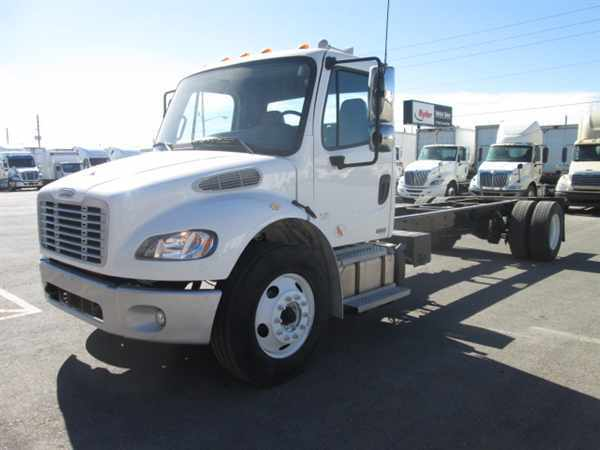 2012 Freightliner M2 106 Cab Chassis