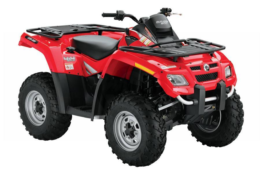2008 Can-Am OUTLANDER MAX 4X 800