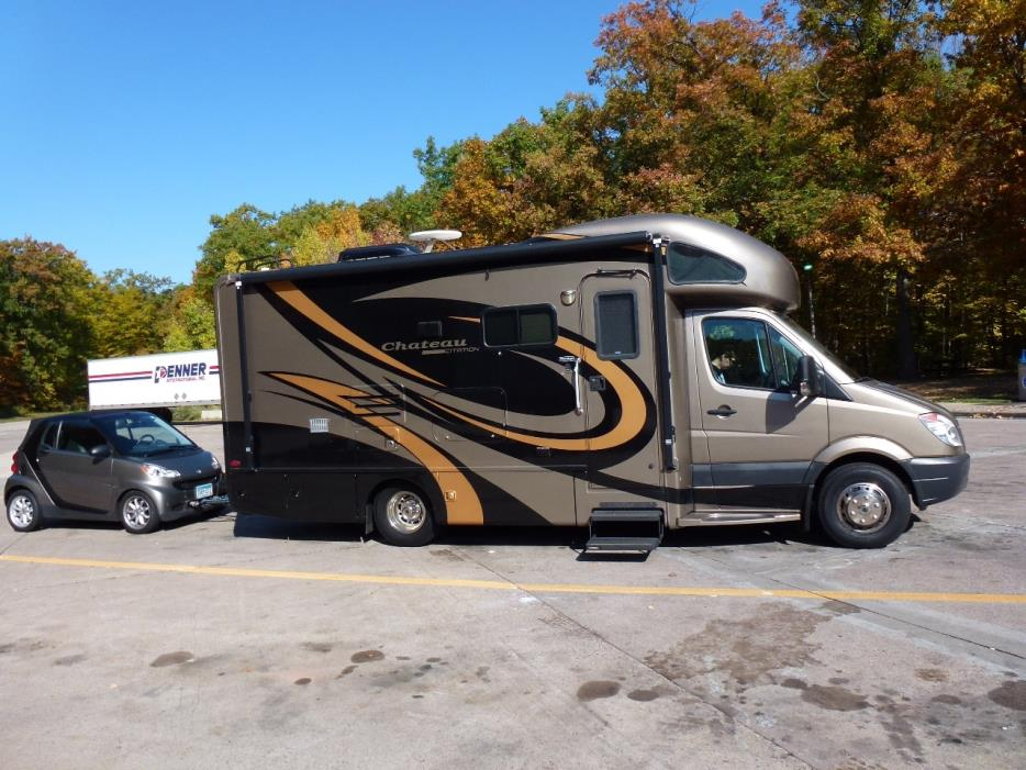 Thor motor coach chateau citation 31 rvs for sale for Thor motor coach chateau
