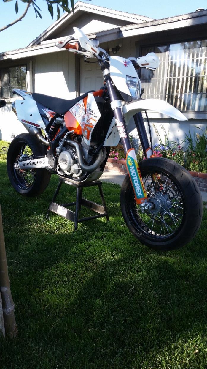 2006 KTM SMR 450