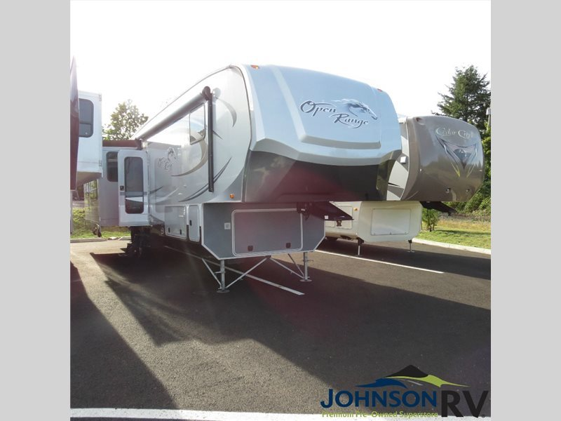 2011 Open Range Rv Open Range RV 385RLS