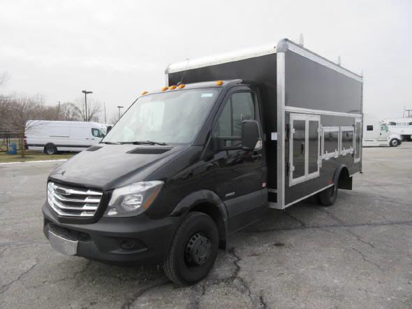 2015 Freightliner Sprinter 2500 Utility Truck - Service Truck