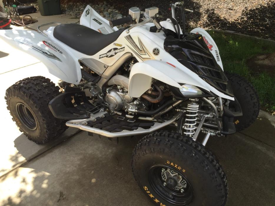 Motorcycles for sale in rocklin california for Yamaha 700r raptor battery