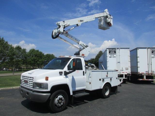 2009 Gmc C5500 Bucket Truck - Boom Truck