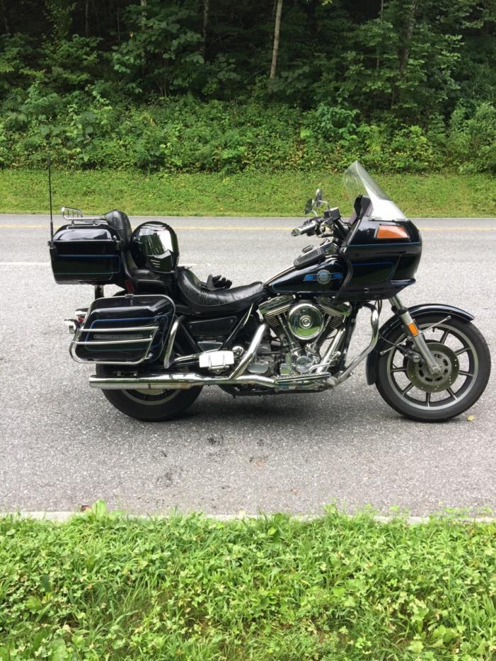 1986 Harley-Davidson FXR GRAND TOURING EDITION