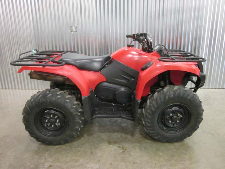 Yamaha grizzly 450 auto 4x4 motorcycles for sale in south for Yamaha grizzly 450 for sale