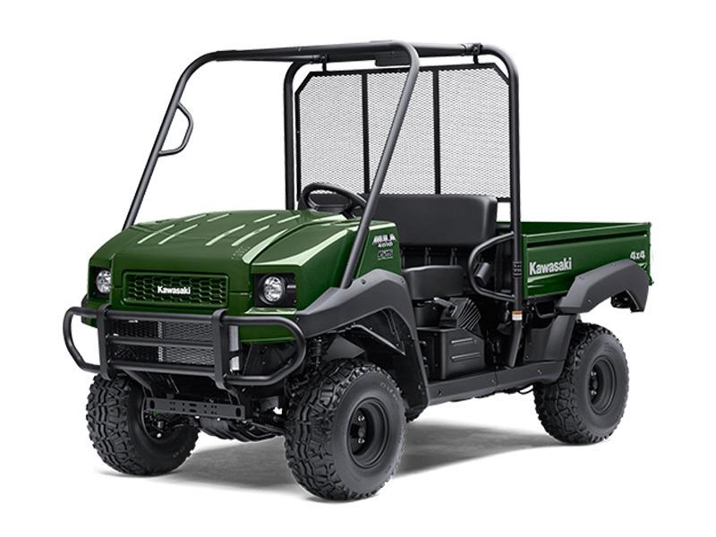 Kawasaki Mule Year Identification