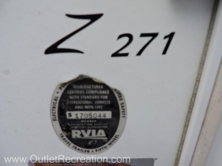 2006 Keystone Zeppelin II271