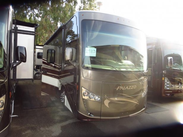 Thor Palazzo 36 1 Rvs For Sale