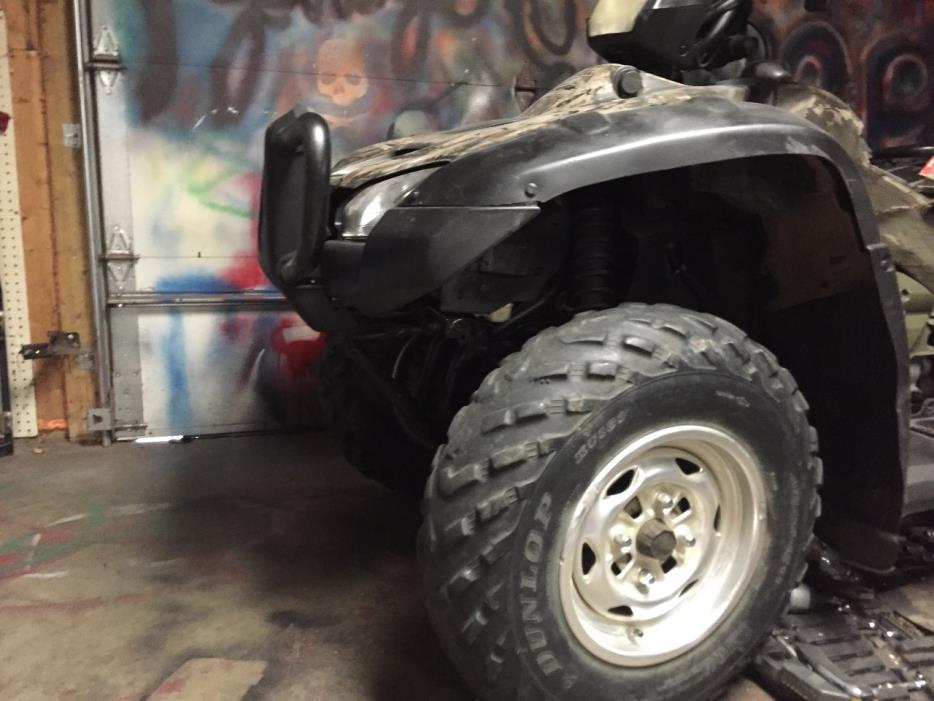 2006 Honda FOURTRAX FOREMAN RUBICON 4X4 EPS