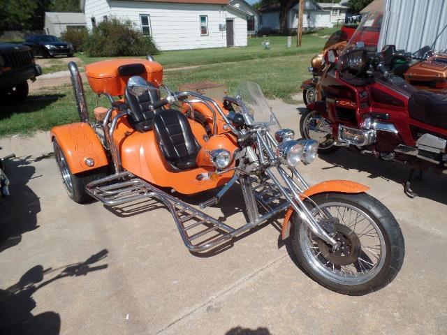 2002 Rewaco Trike