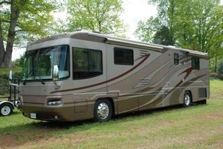 2004 Damon ESCAPER 4176