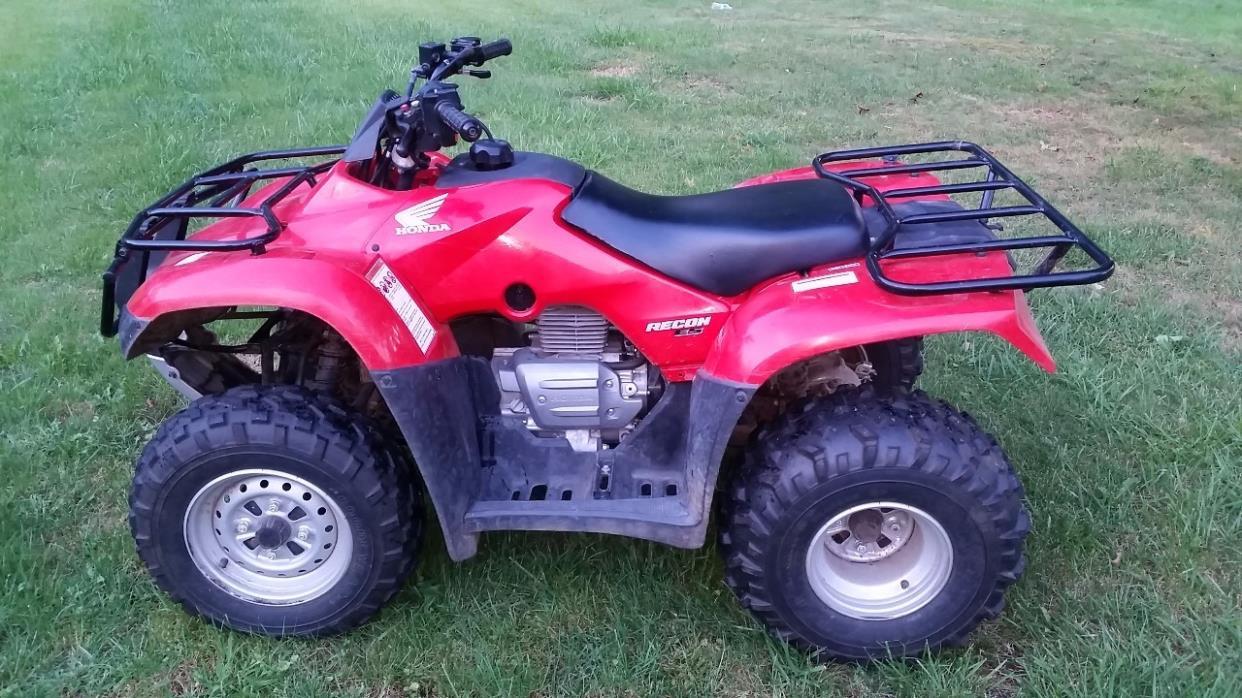 2007 Honda Recon Vehicles For Sale