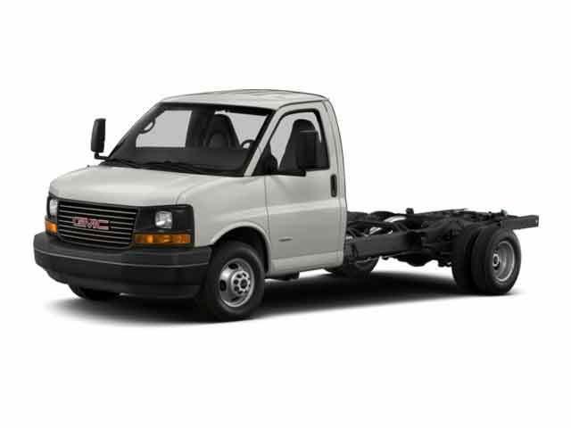 2016 Gmc Savana Cutaway Work Van  Pickup Truck