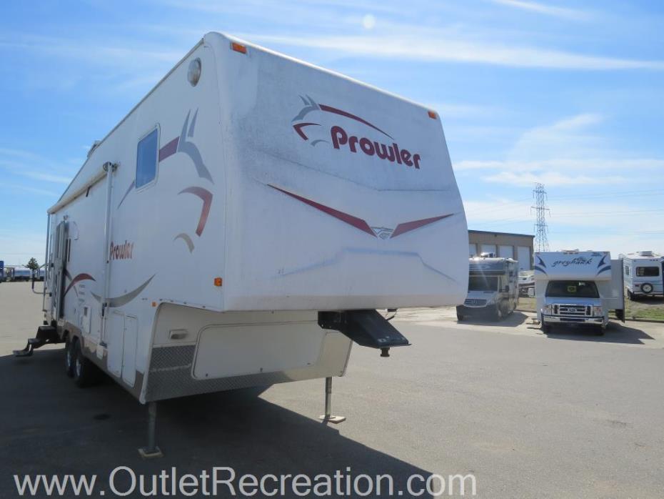 2007 Heartland Prowler 305RL