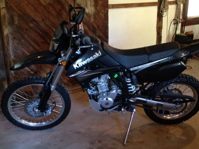 2010 Kawasaki Klx 250s Motorcycles For Sale