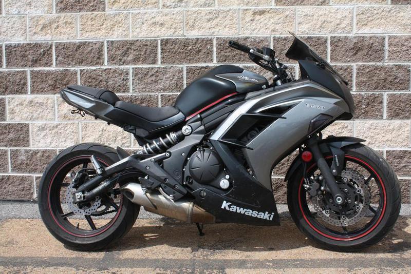 2007 Kawasaki VN1600 Meanstreak