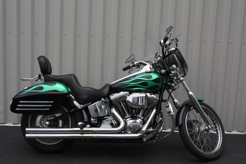 Harley Davidson Softail Deuce motorcycles for sale in Missouri