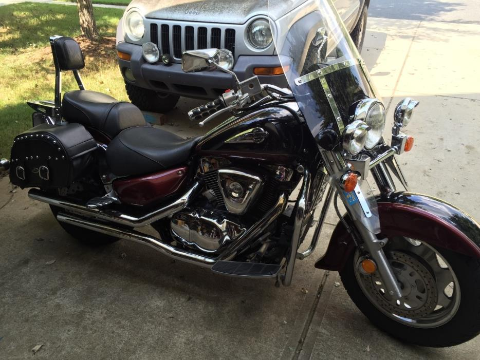 2005 suzuki intruder 1500 motorcycles for sale. Black Bedroom Furniture Sets. Home Design Ideas