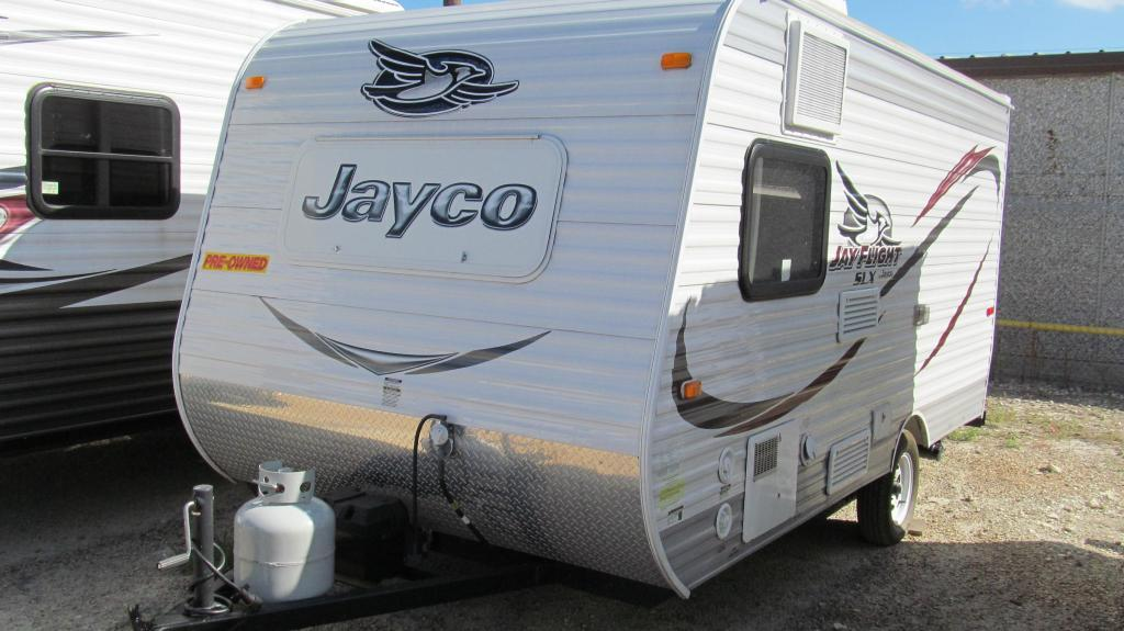 2012 Jayco Jay Flight Slx 154bh rvs for sale in Mesquite ...