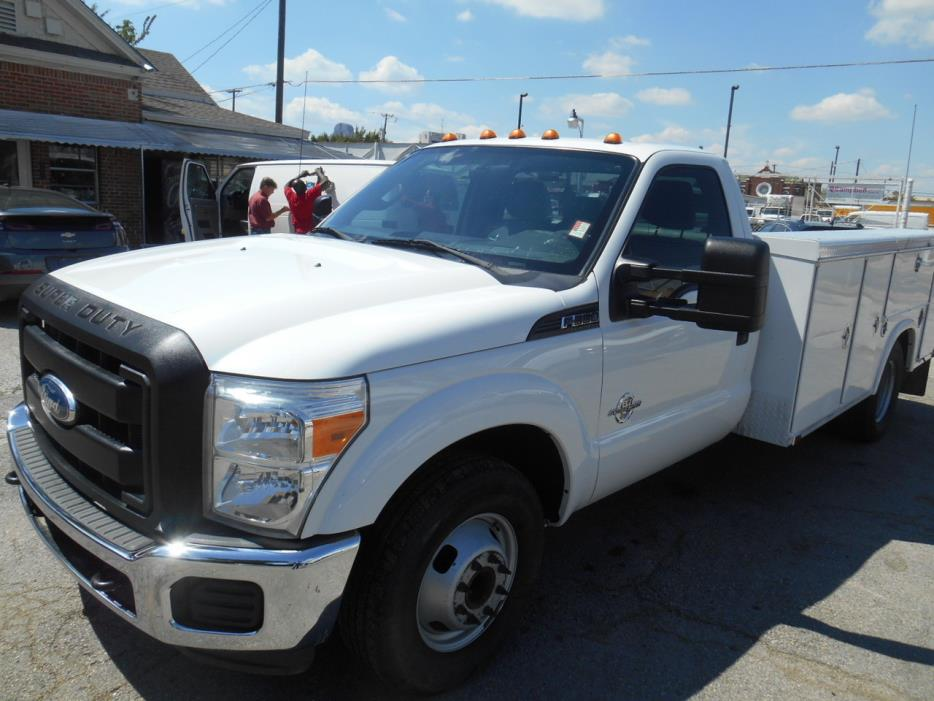 2011 Ford F350  Utility Truck - Service Truck