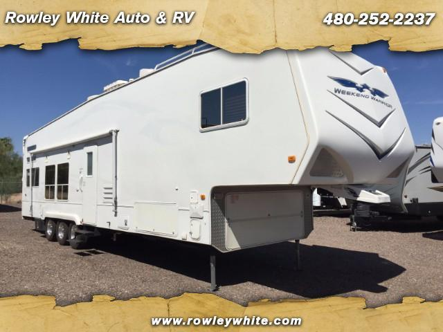 Weekend Warrior Slc 3705 RVs for sale
