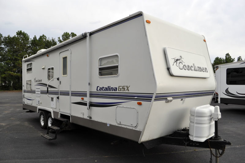 Slide Travel Trailers For Sale