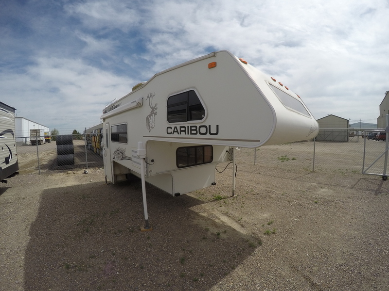 Fleetwood Caribou 11l Rvs For Sale
