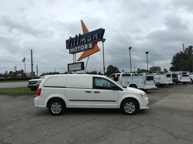 2013 Dodge Cargo Van Cargo Van