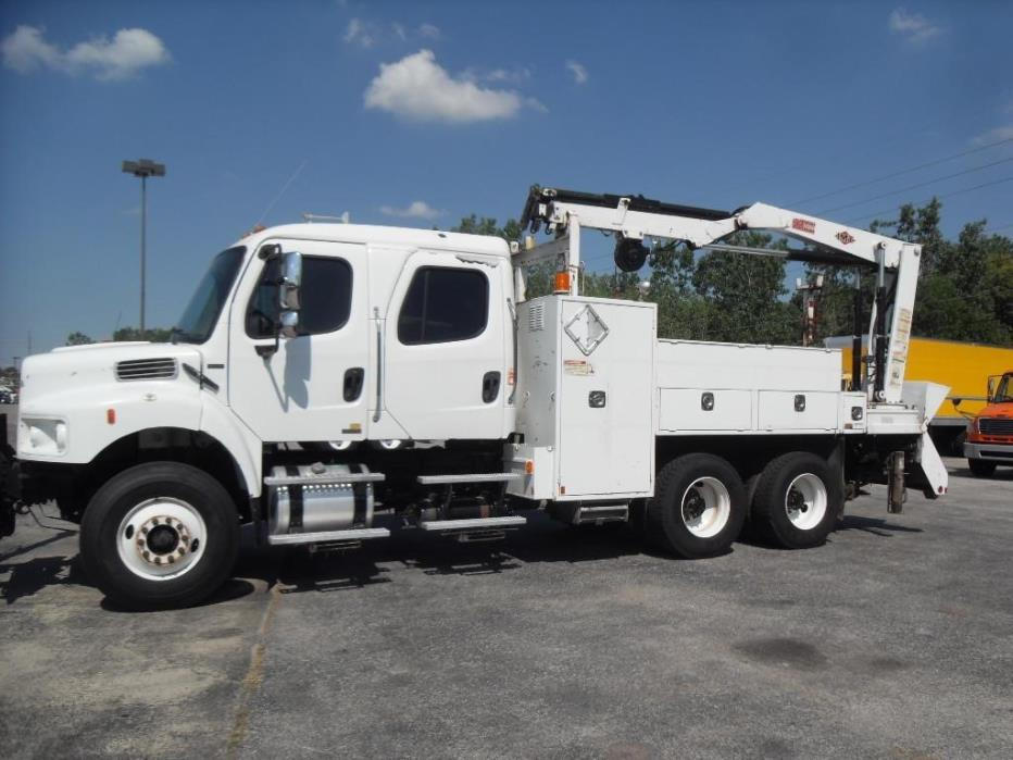 2007 Freightliner Business Class M2 106v Utility Truck - Service Truck