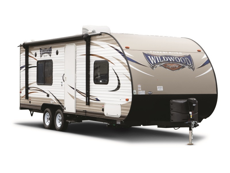 2017 Forest River Wildwood X-Lite 171RBXL